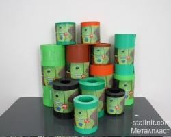 Бордюрная лента садовая для грядок и клумб, купить от 8.88 грн/м